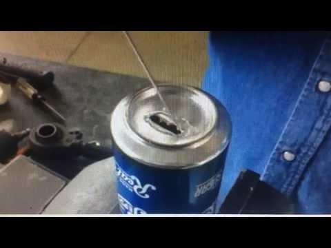 Soldering Aluminum Soda Can: