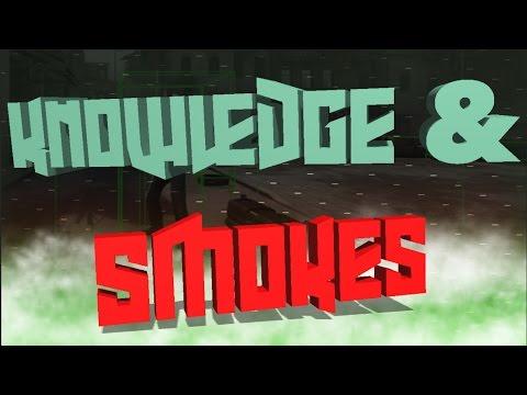 CSGO: Using Map Knowledge & Smokes To Win