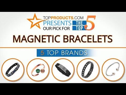 Best Magnetic Bracelet Reviews 2017 – How to Choose the Best Magnetic Bracelet