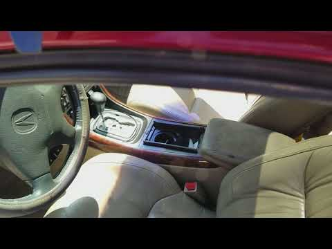 How to remove & replace chrome trim outside On Acura Tl