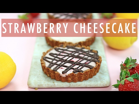 How To Make Vegan Cheesecake Tarts ft. Ask Kimberly | EASY & HEALTHY