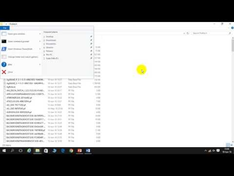 How To Remove Prefetch files Data on windows 10 computer