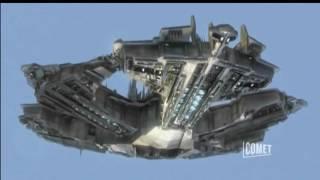 Stargate Atlantis - Atlantis Leaves Lantea