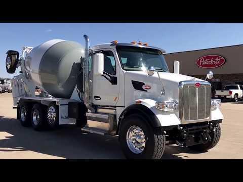 2018 Peterbilt 567 Concrete Mixer Truck