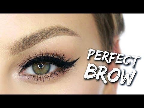 PERFECT Brow Tutorial: How to use Dipbrow  | Alexandra Anele