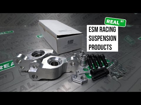 ESM Racing Honda Suspension Products Available at Real Street Performance