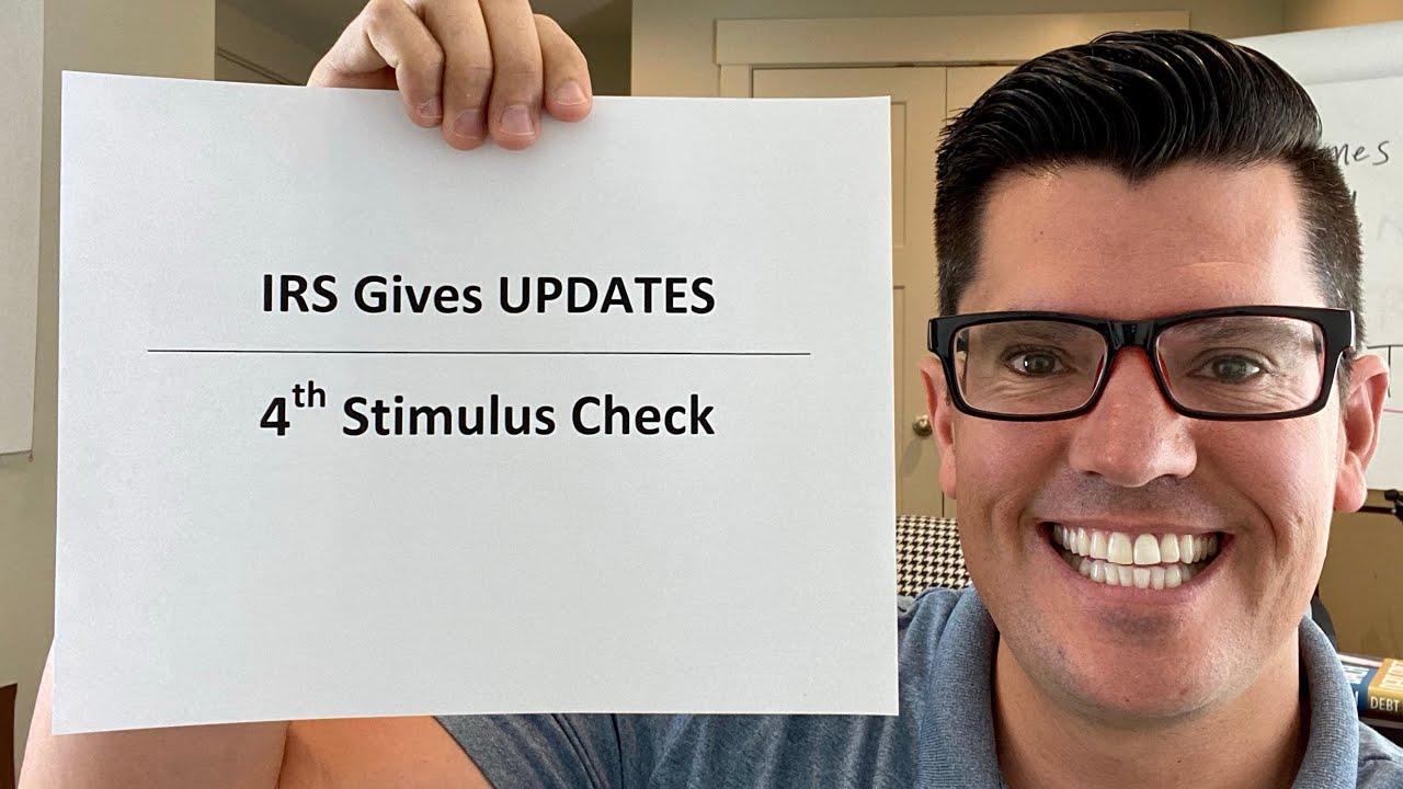 New IRS Updates | Fourth Stimulus Check Update | $2000 Tim Ryan - American Families Plan MUST pass!