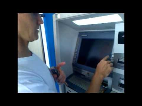How to Bank cash at Std Bank ATM
