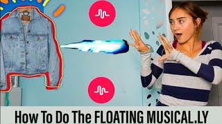 How to do the Floating/Throwing Musical.ly (Superpowers)