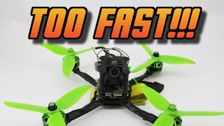A DRONE TOO FAST TO FLY!? TWIG REVIEW + FLIGHT FOOTGE.  Part 2