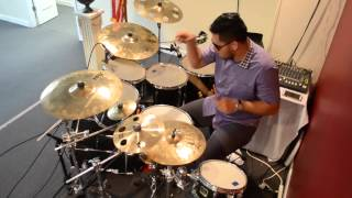 Amanece - Marco Barrientos Drum Cover By Juan Sebastian Cuentas