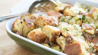 The Best Thanksgiving Stuffing Recipe