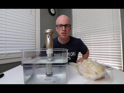 WHOLE Chicken SOUS VIDE