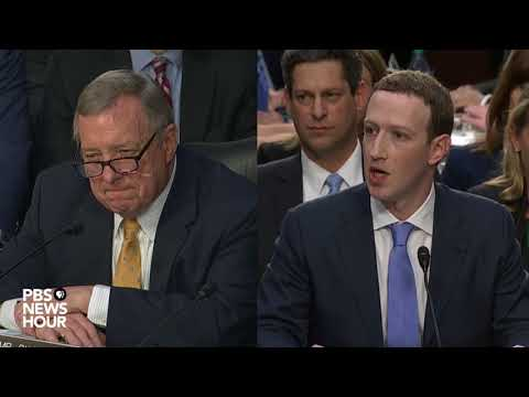 Sen. Durbin to Zuckerberg: Would you share the name of the hotel you stayed in last night?
