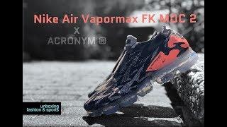 cbd82af717df Nike Air Vapormax FK MOC 2 x ACRONYM  Thirsty Bandit