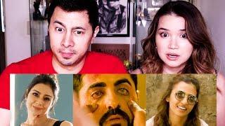 ANDHADHUN   Tabu   Ayushmann Khurrana   Radhika Apte   Trailer Reaction!