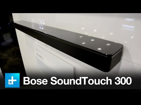 Bose SoundTouch 300, Lifestyle 650 & 600 Systems at CEDIA 2016