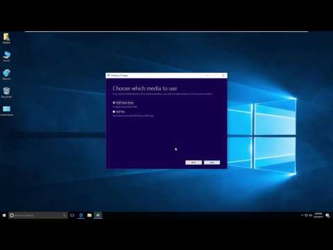 How To Build a Bootable Windows 10 Install Flash Drive