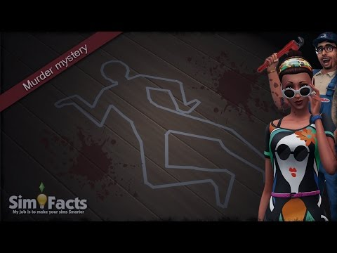 SimFacts - The Huge Murder Mystery (The Sims 4)