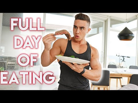 My Lean Bulking Diet | Gaining Muscle Without Fat