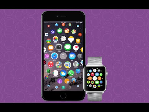 Apple watch UI no jailbreak ios 8 to 8.1.3