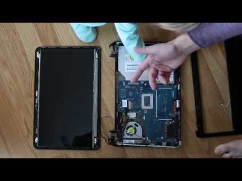how to - Repurpose / Reuse your Old Laptop - Digital Photo Picture Frame - EASY / $0  DIY