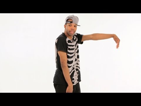 How to Do Pop & Lock Arm Moves | Street Dance
