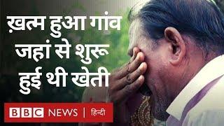 Narmada Dam के पानी से Madhya Pradesh के 178 गांव तबाह (BBC Hindi)