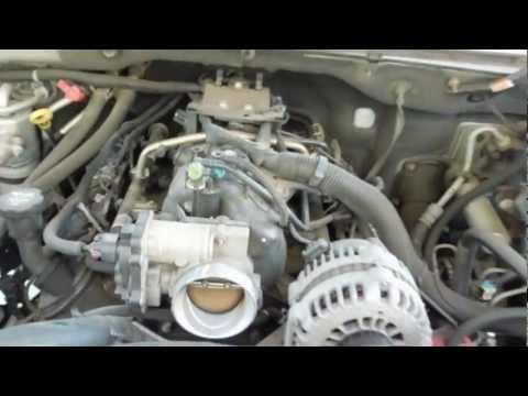 2004 GMC Yukon XL 1500 5.3L Engine Coolant Temperature Sensor ECT Location