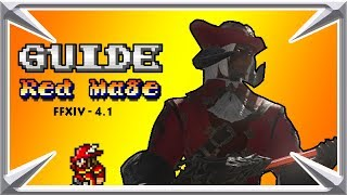 [GUIDE] for FFXIV Red Mage (Beginners) - getplaypk