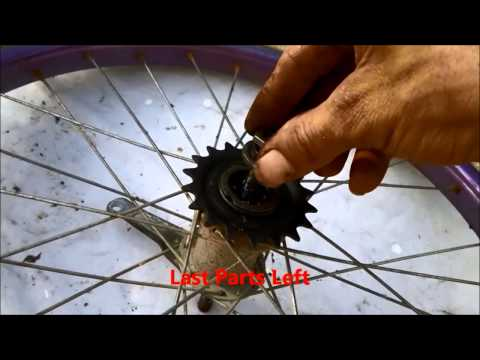 How To Build A Drift Trike Front Wheel And Fork Mounts  By JACEonDRIFT
