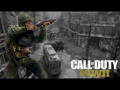 Death Montage - Call of Duty WWII with Danimals