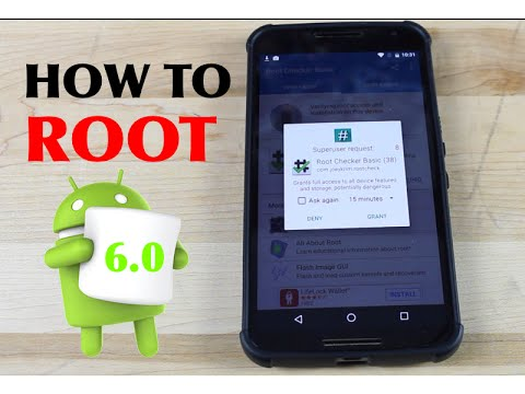 How To ROOT Android 6.0 Marshmallow [EASIEST METHOD]
