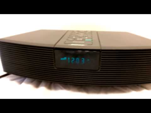 Bose Wave Clock Radio