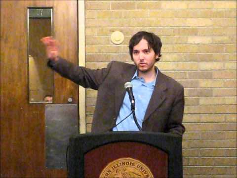 Stephen Reichert Lecture on Publishing Poetry