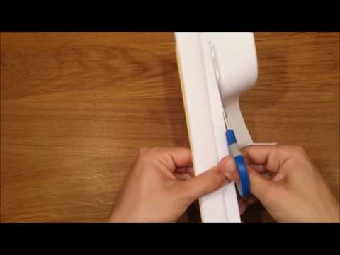 How To Make a Simple Strong Paper Slingshot   Paper Ninja Weapons