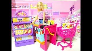 Barbie Doll Supermarket