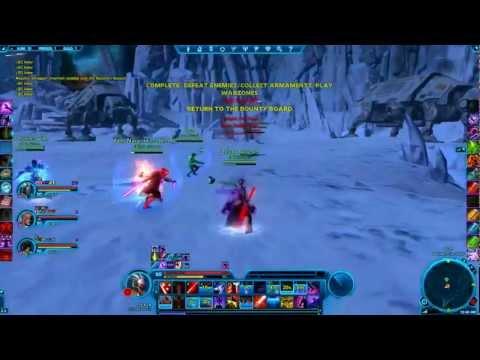 SWTOR: Zeaza War Hero Darkness Assassin PvP Ilum