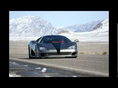 SSC sets World's Fastest Production Car Guiness Record