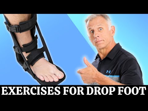 Top 3 Exercises For Foot Drop