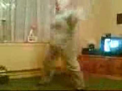 emma's boiler suit dance