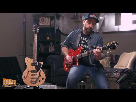 Koll Duo Glide Guitars | CME Gear Demo