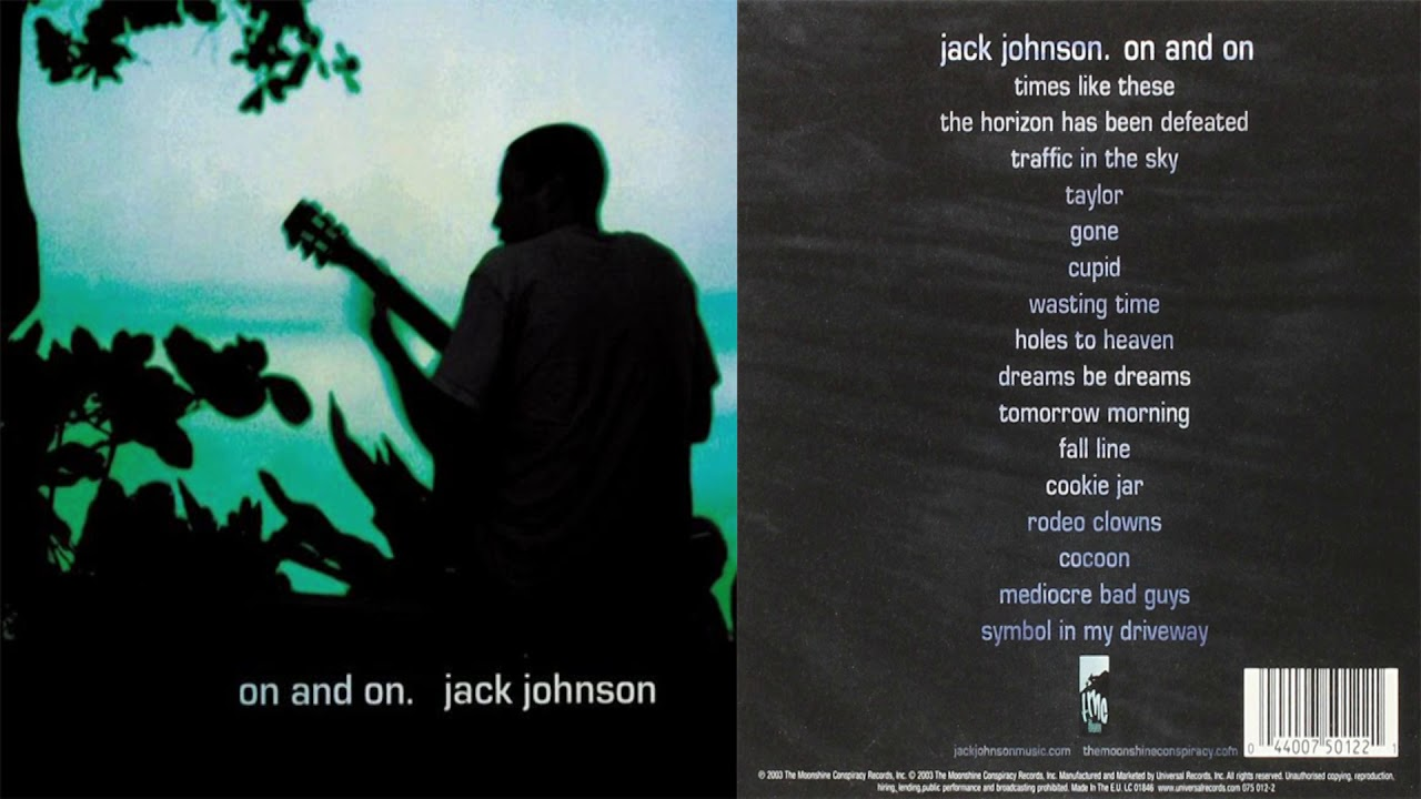 Jack Johnson   On And On FuLL