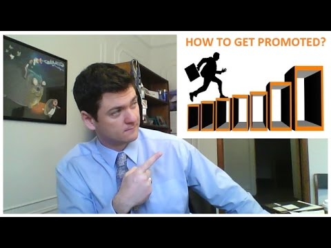 How to get promoted?