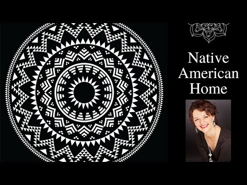 Country Home Decor- Native American Magic in Your Home