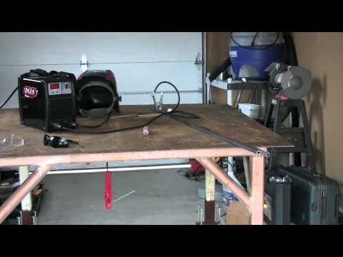 stickweld 140 from longevity PWNS the 80 amp harborfreight inverter welder