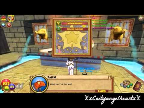 Wizard101 - Level 18 Myth Quest