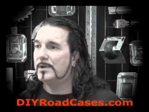 DIY Road Cases ® Featuring Larry Cox - Plywood Thickness