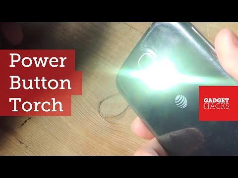 Toggle Your Android's Flashlight with the Power Button [How-To]