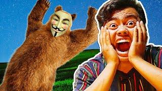Download 間違ったミステリーテントや空腹のクマ GUAVA JUICE BEAR が攻撃することはありません!? Video